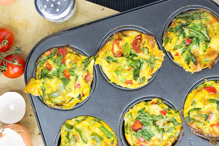 low-carb-egg-breakfast-muffins