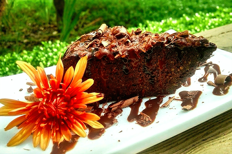 orange-chocolate-protein-cake