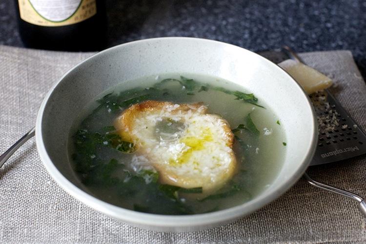 parmesa-kale-broth