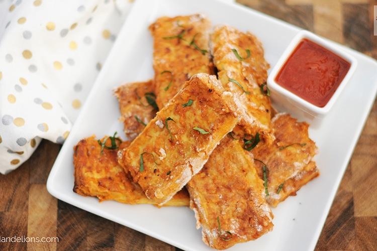 pizza-tofu