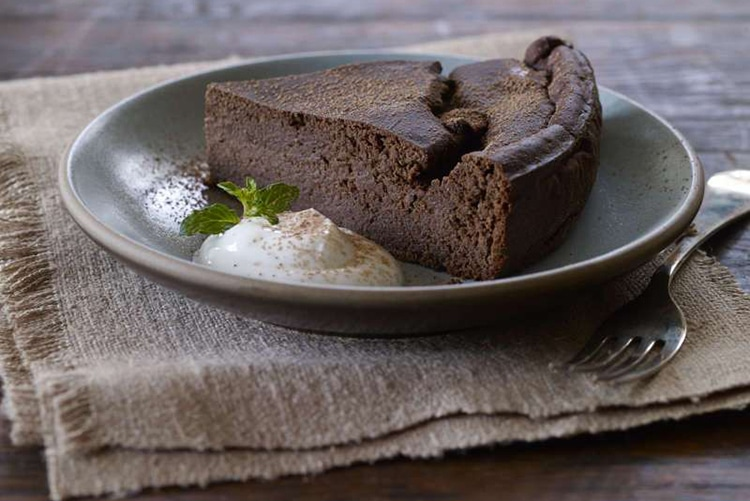 Post Workout Chocolate Protein Cake