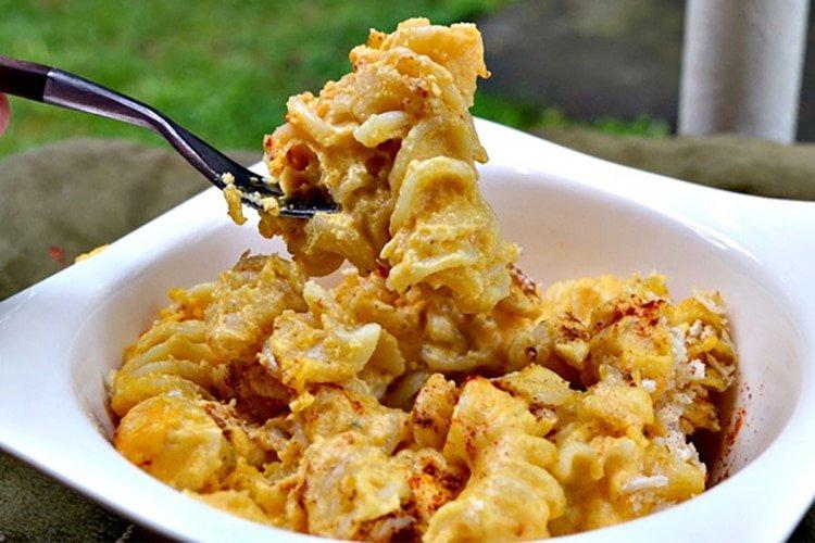 pumpkin-mac-and-cheese