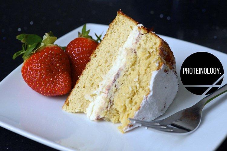 Adding Protein Powder To Cake Mix