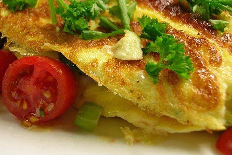 yummy-veggie-omelette