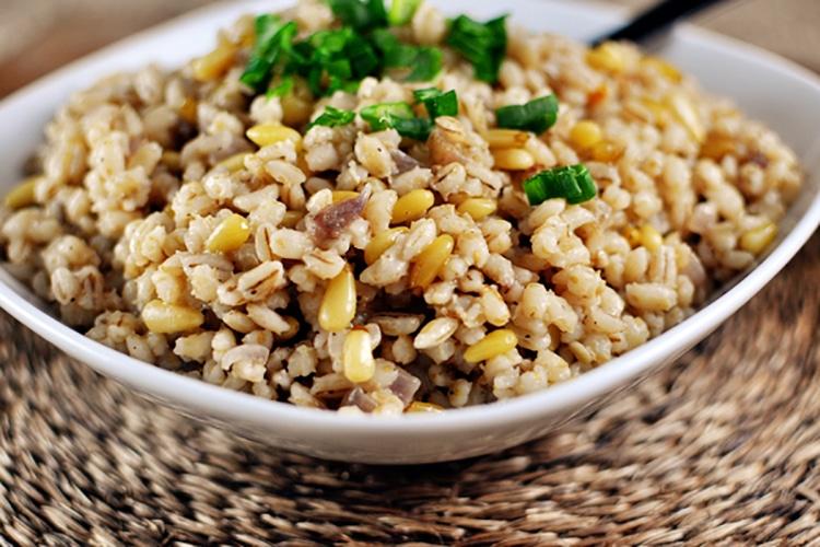 Barley-Pilaf
