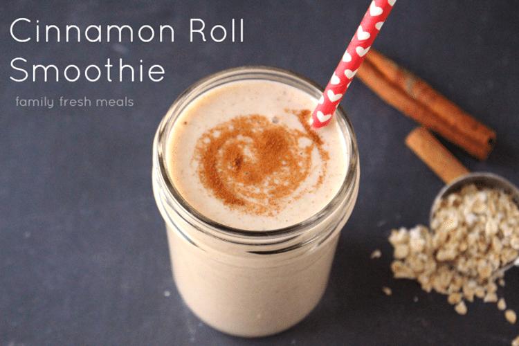 Cinnamon-Roll-Smoothie
