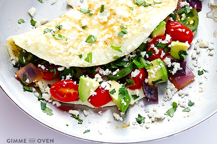 Easy-Mexican-Omelet