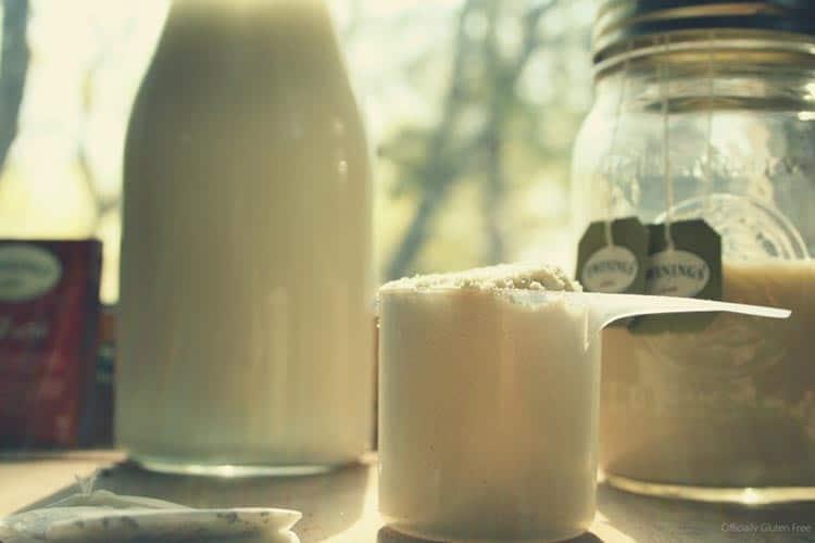 Vanilla-Chai-Protein-Shake