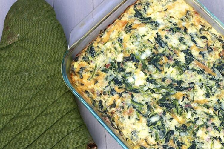 cheddar-bacon-spinach-casserole
