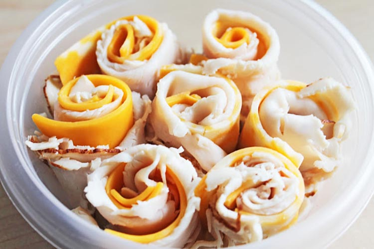 turkey-and-cheese-rolls