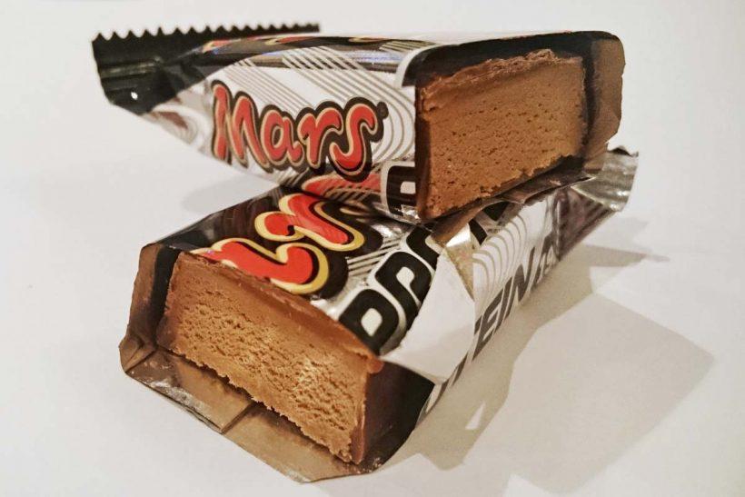 Protein Mars bars