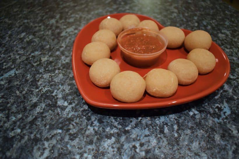 High Protein Doughballs