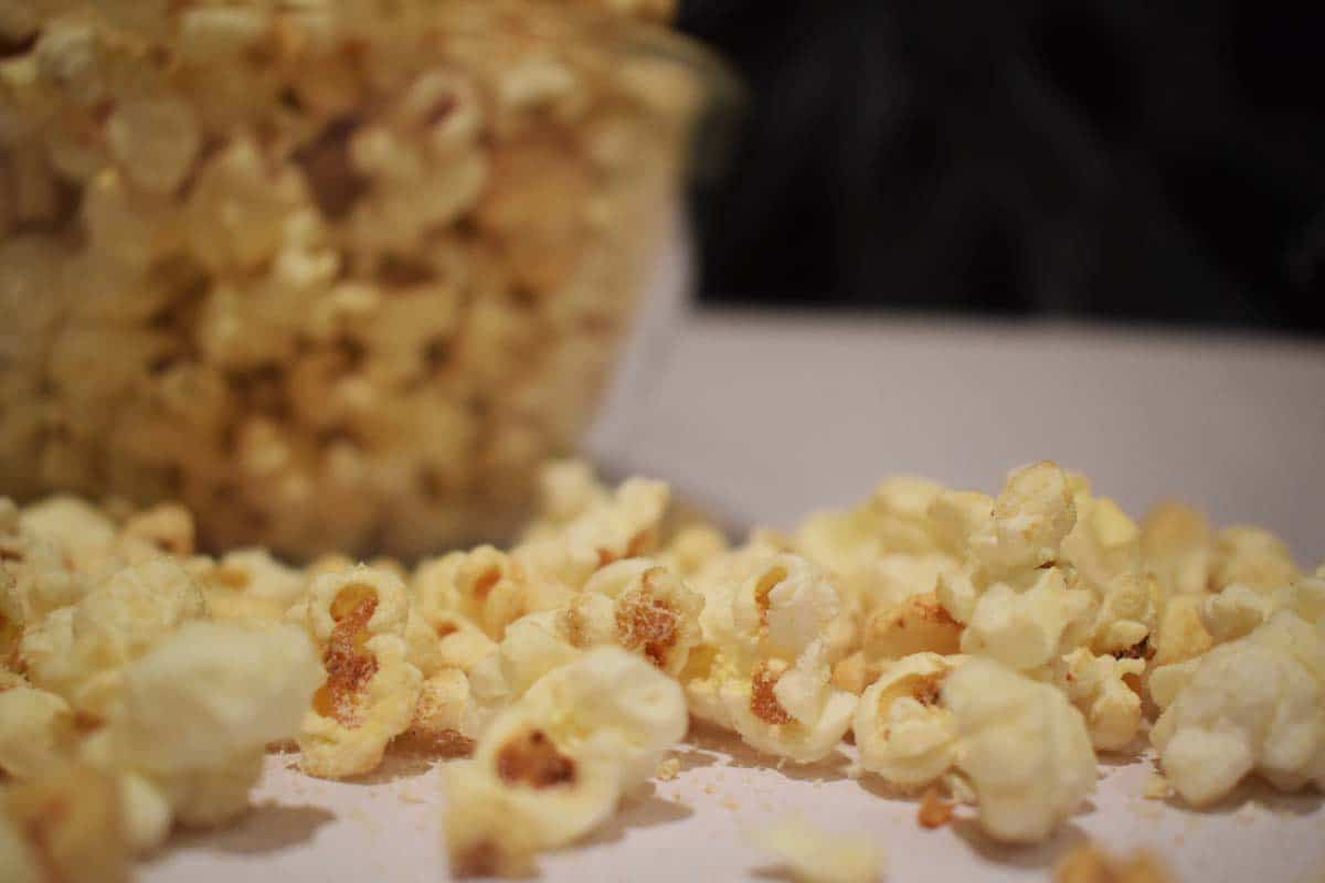 Musclefoods Sweet and Salty Protein Popcorn