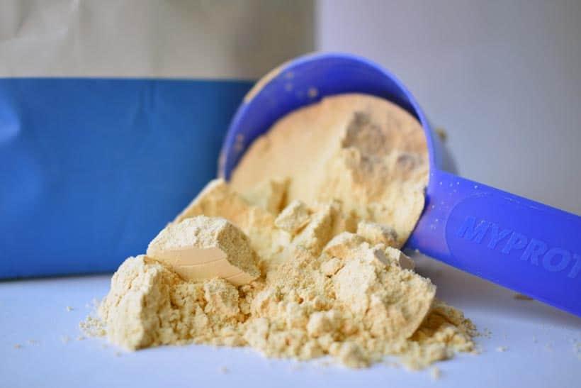 Pea protein isolate vegan friendly protein