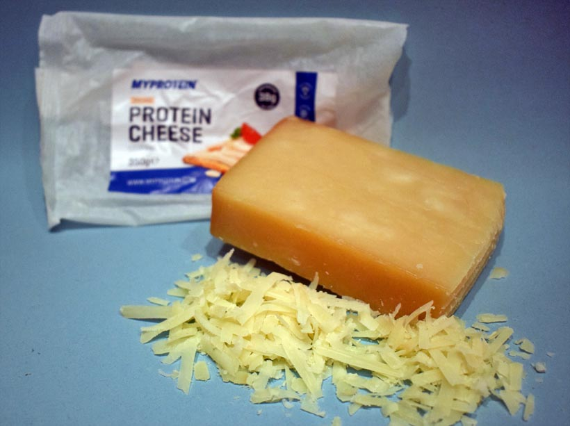 MyProtein High Protein Cheese