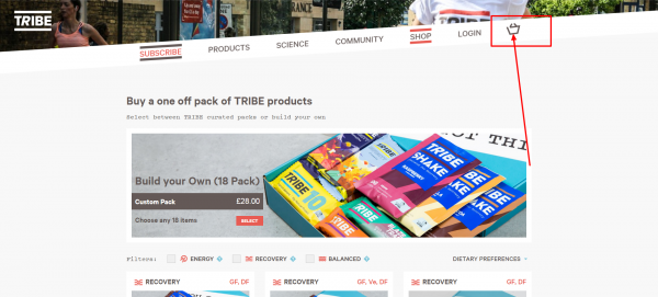 wearetribe.co Official Tribe™ Store2
