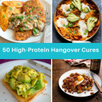 high protein hangover cures title
