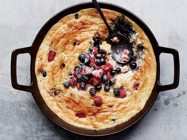 oatmeal souffle