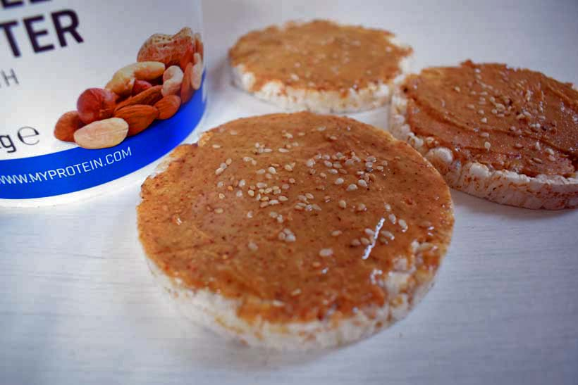 Myprotein Triple Nut Butter