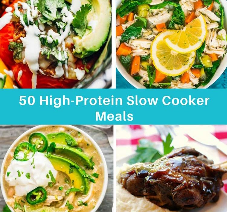 High Protein Slow Cooker Recipes