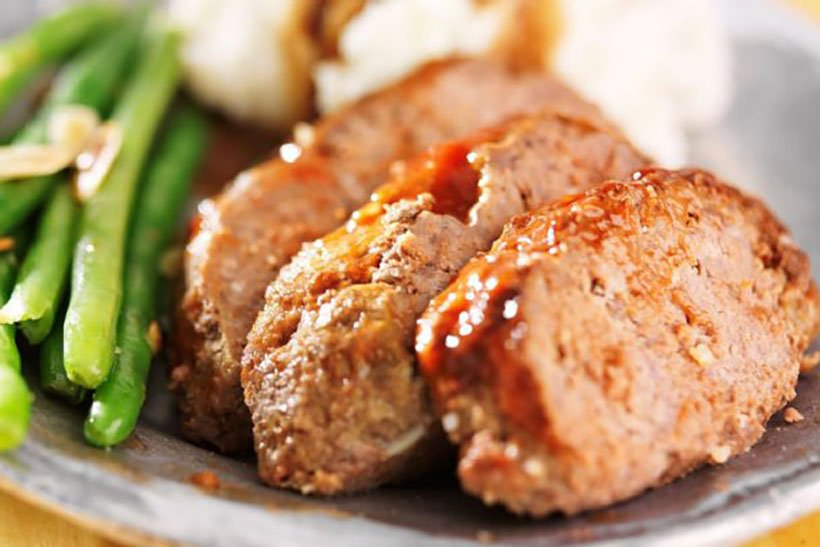 21.  Slow Cooker Meatloaf