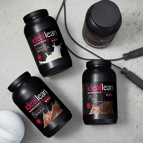 idealfit ideal lean protein range