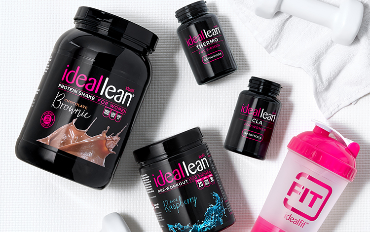 Ideal fit range