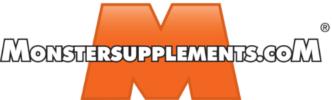 Monster Supplements logo